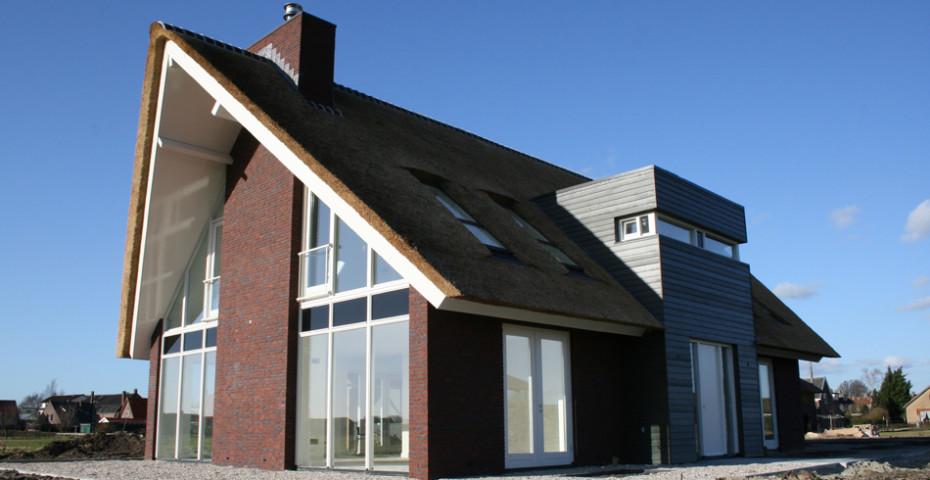 Nieuwbouw villa te Langbroek