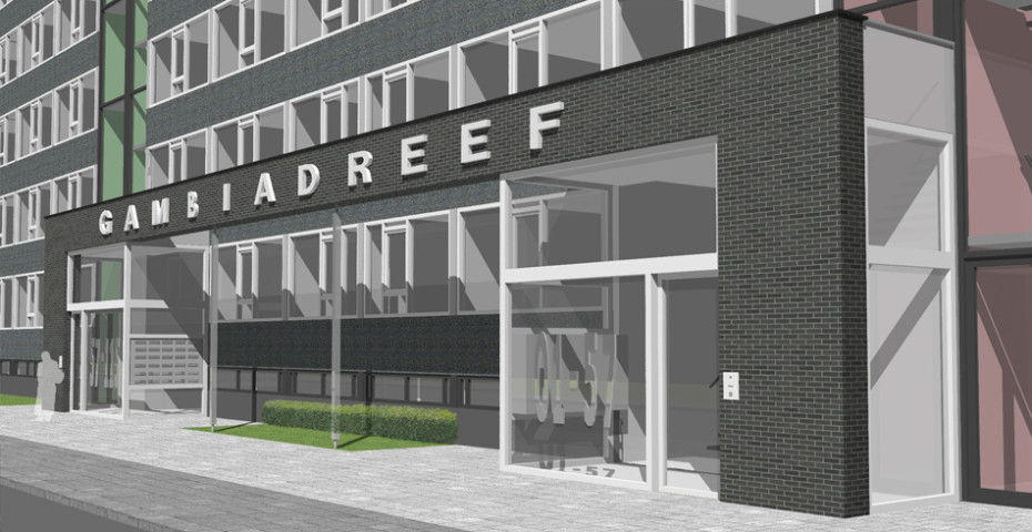 Upgrading flats te Overvecht