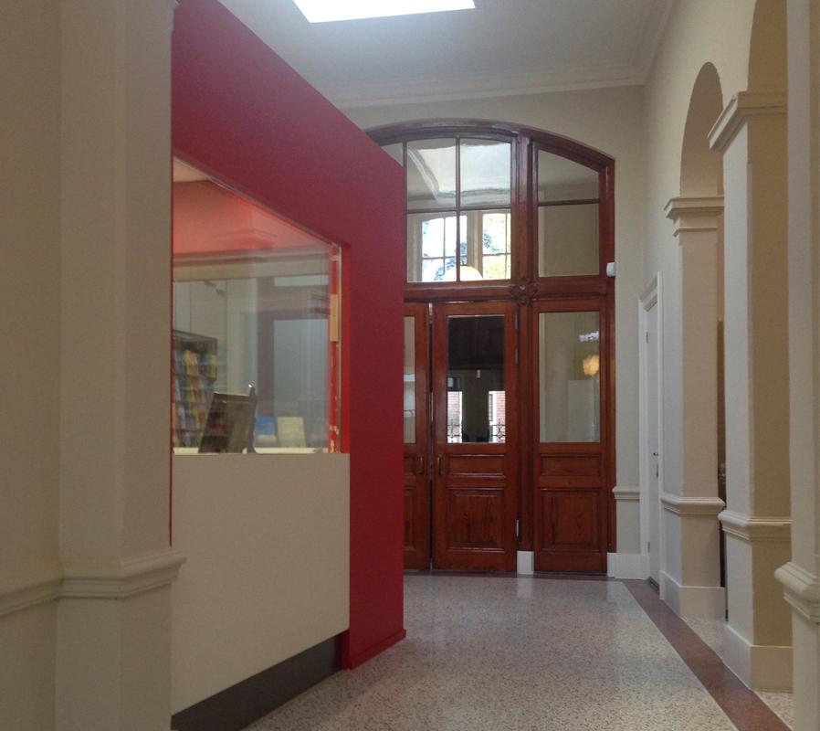 Mex architects bv architectenbureau bilthoven for Interieur architect vacature