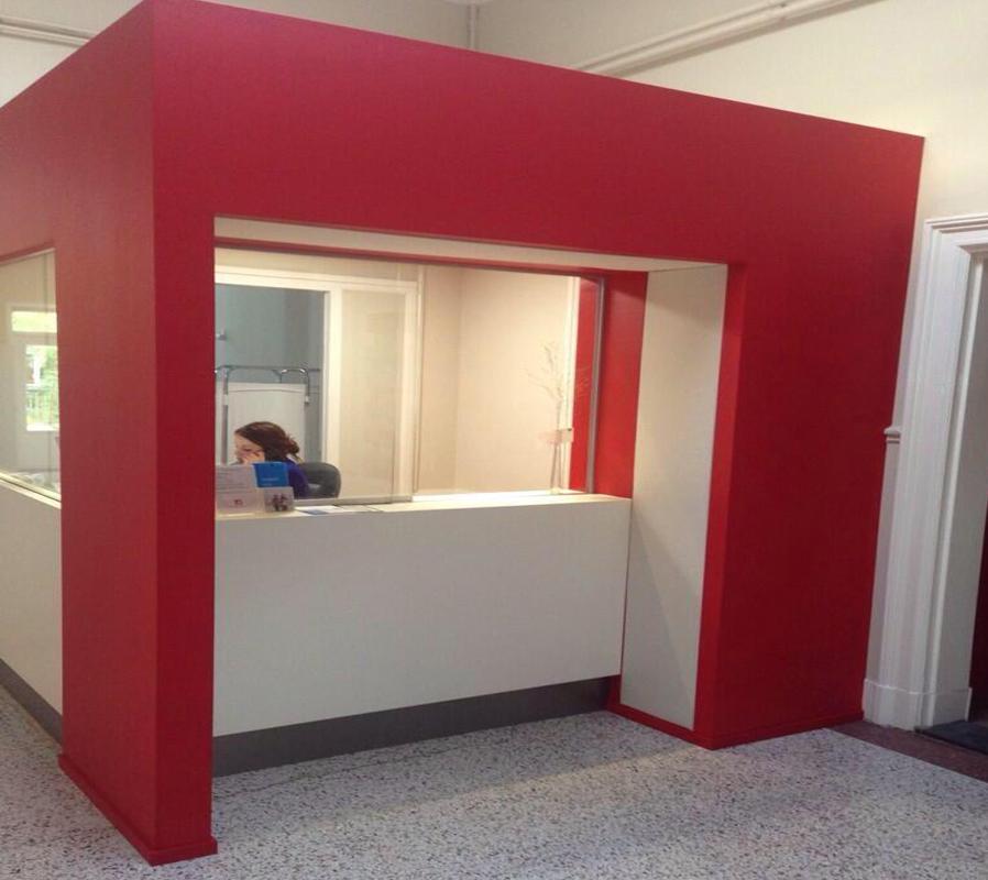 Interieur huisartsenpraktijk te utrecht mex architects for Hoogebeen interieur bv