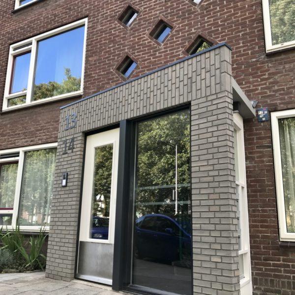 Goeman Borgesiuslaan te Utrecht