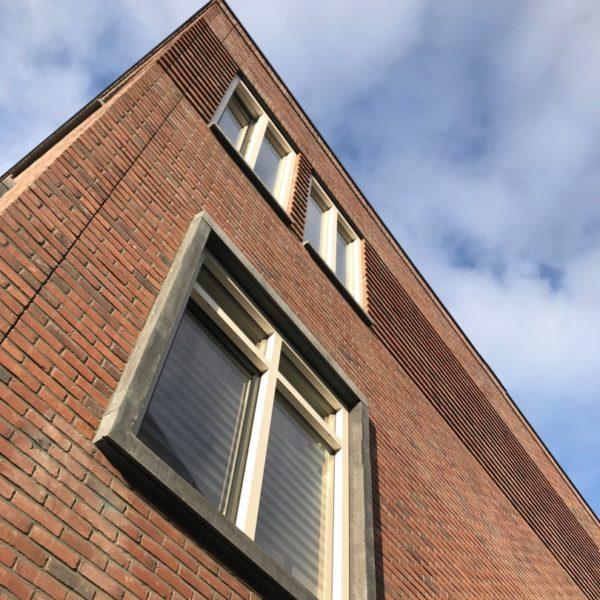 LDO Oudwijkerveldstraat te Utrecht
