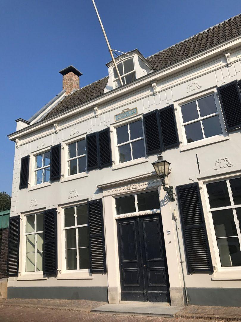 Huis Amstelwijk te Wijk bij Duurstede